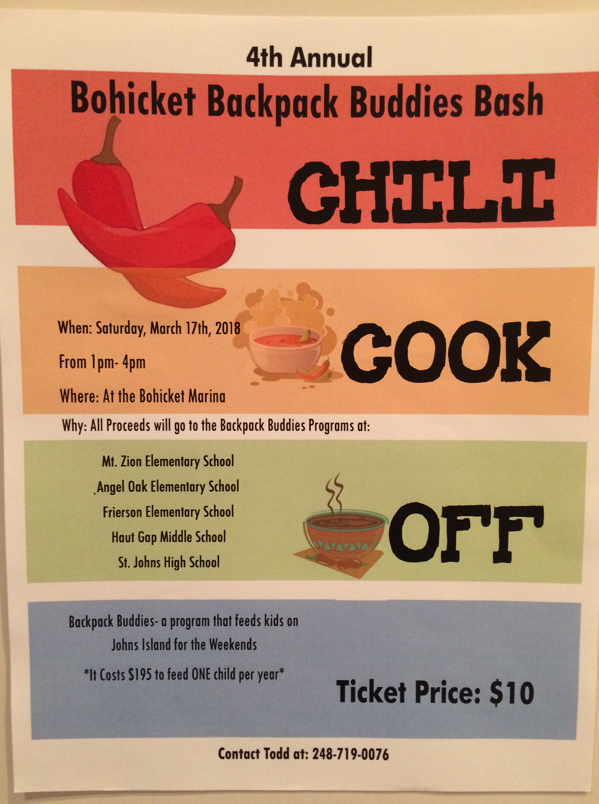 Chili Cookoff 2018